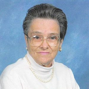 Pearl Sanders Ramsey Obituary Photo