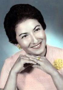 Ernestina Conde Guevara obituary photo