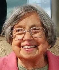 Eunice Webster obituary photo