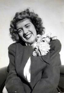 Norma Parrott obituary photo