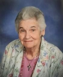 Berta Scheig obituary photo