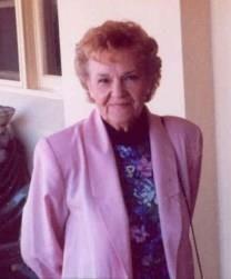 Dorothy Mae Cochran obituary photo