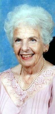 Emelie Cecelia Gill obituary photo