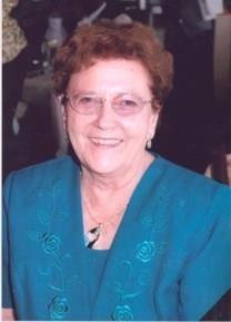 Lois Vivian Thompson obituary photo