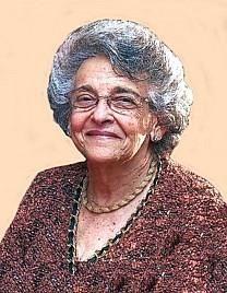 Rose Luski obituary photo