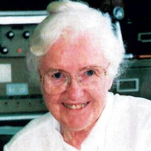 Sister Catherine McNally Obituary Photo