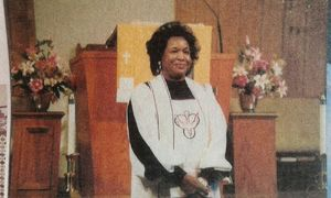 Rev. Doris W Ashton