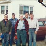 Fred, Robert Ott, Hans, Hans NJ, and Bill