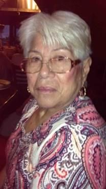 Grace B. Aguilar obituary photo