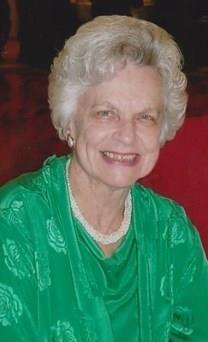Evelyn May Clauson obituary photo
