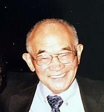 Takashi Kitashima obituary photo