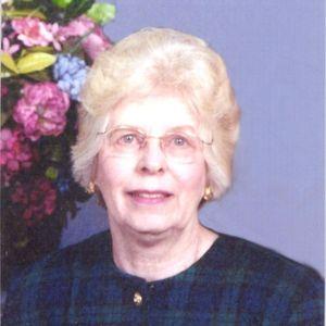 Joan W. Walls  Obituary Photo