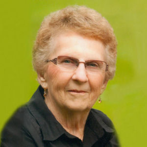 "Lucille I. ""Lou"" Thelen Obituary Photo"