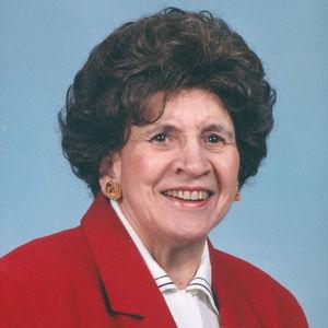 "Walburga M. ""Wally"" Meyer Obituary Photo"