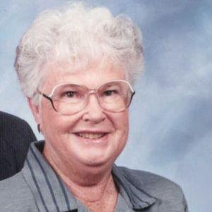 Milderd Gardiner Kelker obituary photo