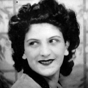 Mrs. Mary J. (Balsamo) Rossetti
