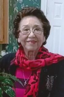 Zulema G. Cantu obituary photo