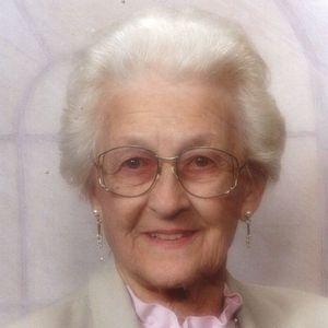Fern B. Knight Schultz Obituary Photo