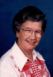 Christine Lenora Riddle obituary photo