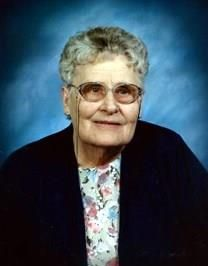 Alys Mae Berlin obituary photo