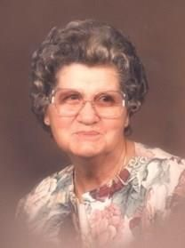 Mary Elizabeth Smith obituary photo