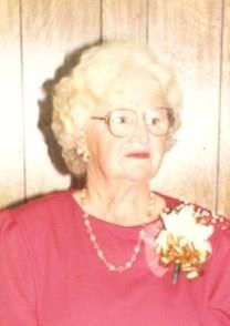 Neva Pearl Deal obituary photo