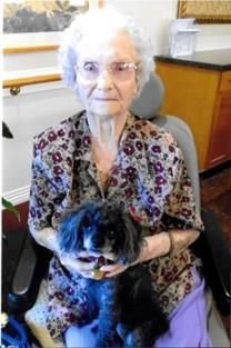 Hilda Mae Naumann Pearson obituary photo