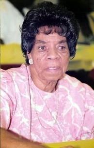 Etta Mae Clark Wallace obituary photo
