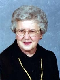 Doris G. Goodwin obituary photo