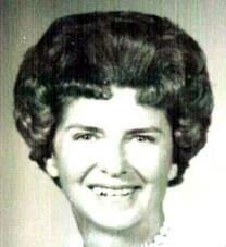 Bertha H. McCrossan obituary photo