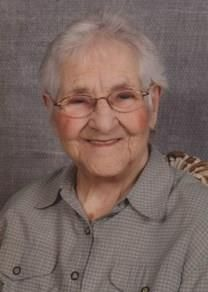 Anna M. Hopkins obituary photo