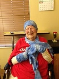 Mildred Imogene Flanagan Lewis obituary photo
