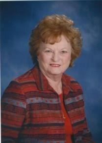 Carolyn Edna Pringle obituary photo