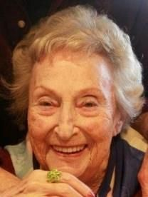 Ruth Leah Janger obituary photo