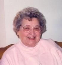 Mildred Elizabeth McCarter Garrett obituary photo