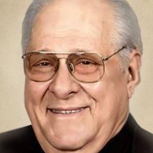 Fr. George Ziezulewicz Obituary Photo