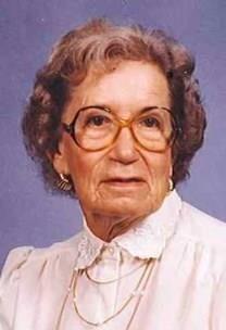 Georgina E. Holdorf obituary photo