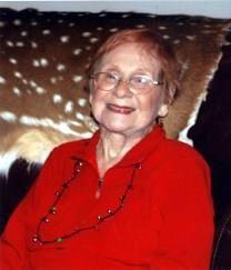 Ruby Marie Corbo obituary photo