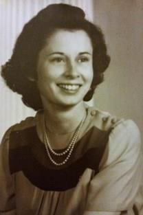 Lela Davenport Mann obituary photo