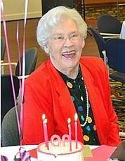 Georgia Veronica Diedrich obituary photo