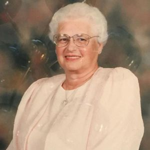 Mrs. Beverly Anne Mertz Obituary Photo
