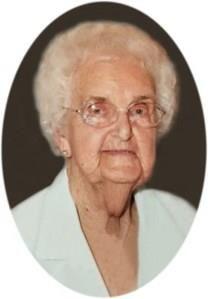 Nellie W. Elzerman obituary photo