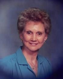 Doris Mae Steele obituary photo