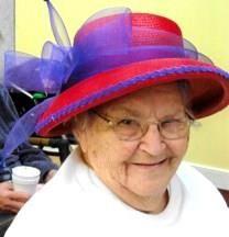 Sara M. Lockwood obituary photo
