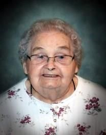 Leona Ann Leistner obituary photo