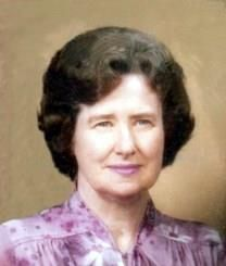 Ella Mae Wright obituary photo