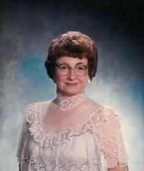 Margaret Ann SHIVERS obituary photo