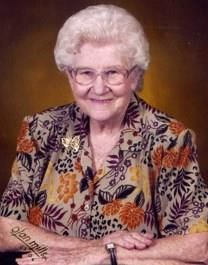Doris Ella Louise Kosik obituary photo