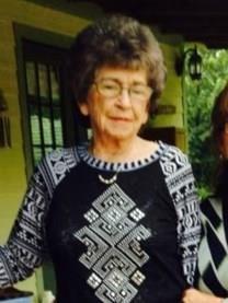 Georgia E. Harcrow obituary photo