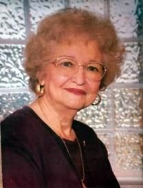 Polly Tankersley Hooven obituary photo